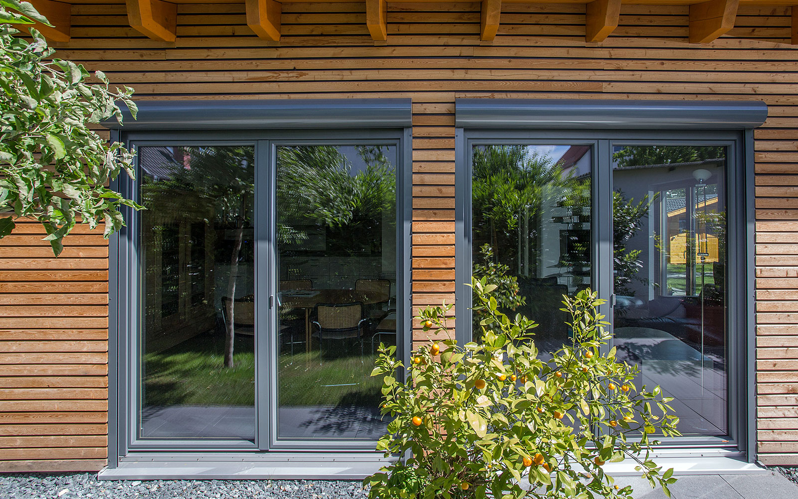 From efficiency to passive house